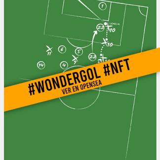 Wondergol ARG #003