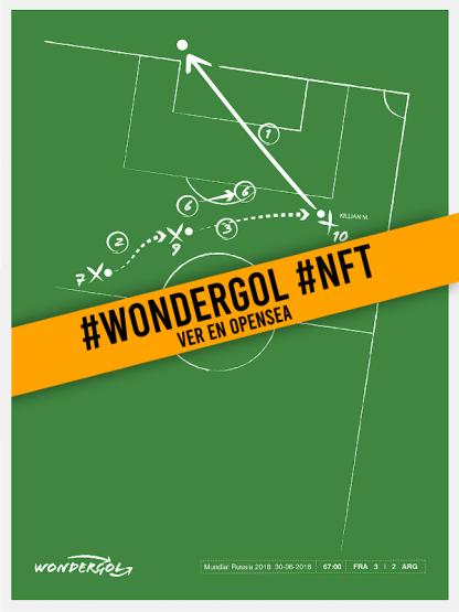 Wondergol FRA #009