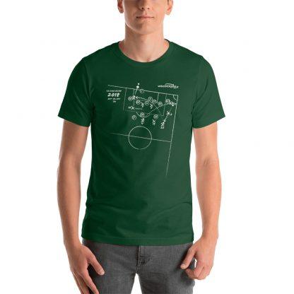 Goal by Joaquin - Betis 2018 La Liga - Colour Green