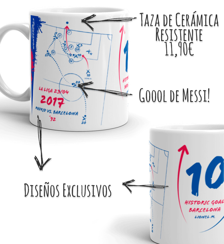Taza Wondergol