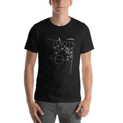 Lucas Pratto goal Libertadores T-Shirt Wondergol