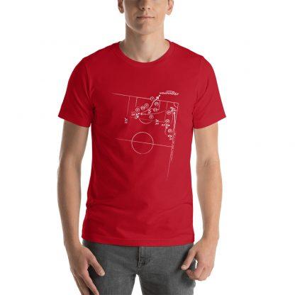 Camiseta con el gol de Aduriz al Barcelona - red
